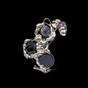 Bratara pietre Onix-bijuterie-alina-bancila