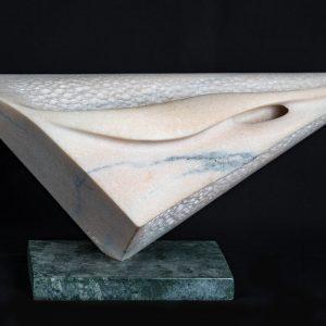 Prisma: aer,foc,pamant-sculptura-nicolae-razvan-mincu