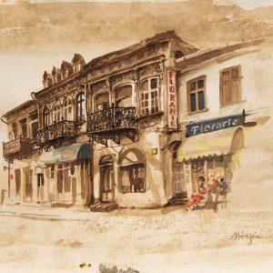 Strada Baratiei-grafica-mirela-hagiu