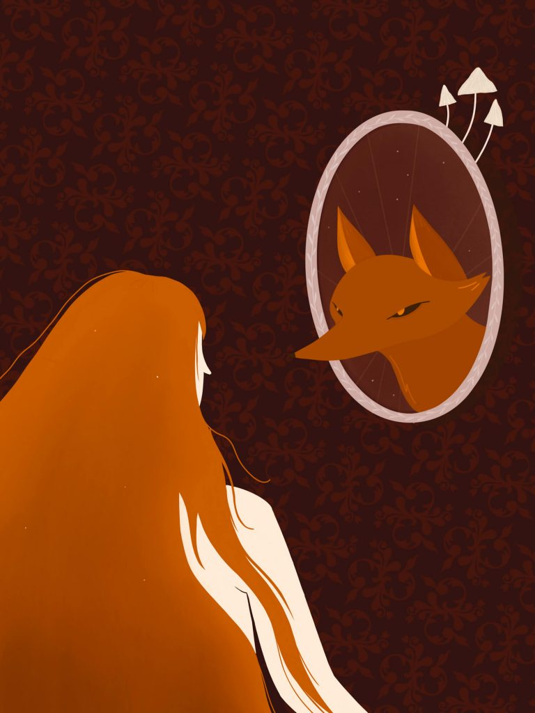 Spirit-illustration-and-caricature-