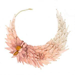 """She´s a garden"" Necklace-jewelry-raluca-buzura"