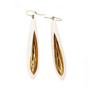 Long cut earrings-jewelry-raluca-buzura