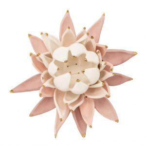 Lotus brooch-jewelry-raluca-buzura