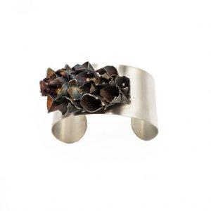 Bracelet CRUSHED Collection II-jewelry-andra-lupu