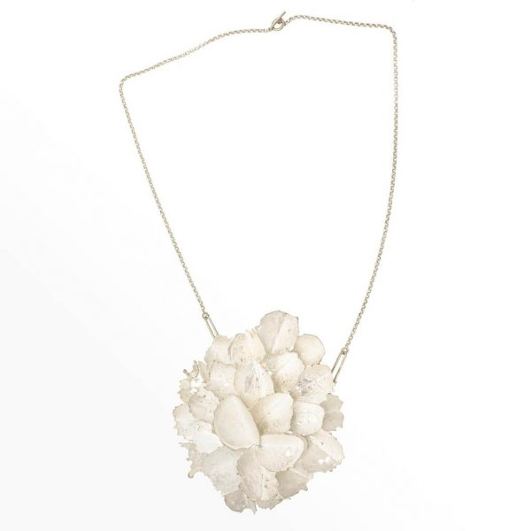 Necklace CRUSHED Collection I-jewelry-andra-lupu