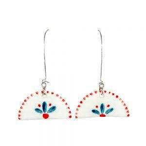Small earrings V-jewelry-irina-constantin