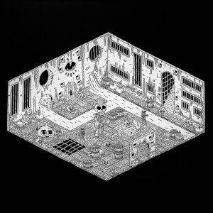 Dungeon VIII-graphic-design-catalin-gospodin