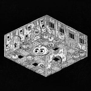 Dungeon II-graphic-design-catalin-gospodin