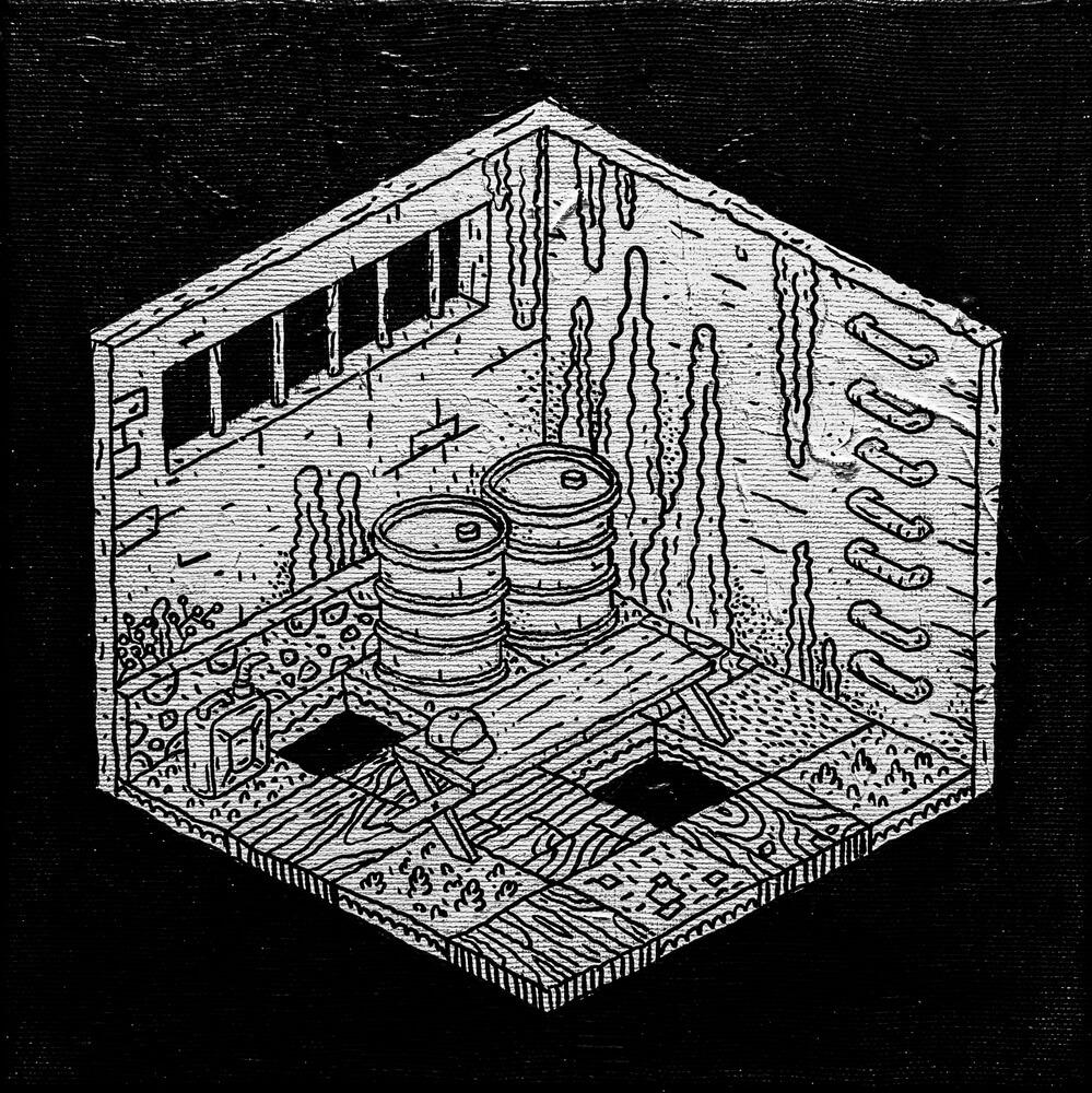 Dungeon IV-graphic-design-catalin-gospodin