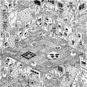 Dungeon IX-graphic-design-catalin-gospodin