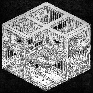 Dungeon XI-graphic-design-catalin-gospodin