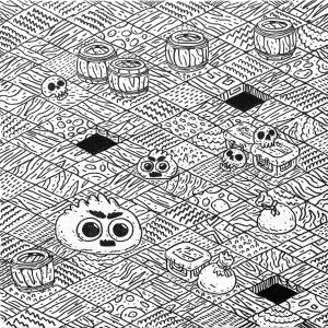 Dungeon XV-graphic-design-catalin-gospodin