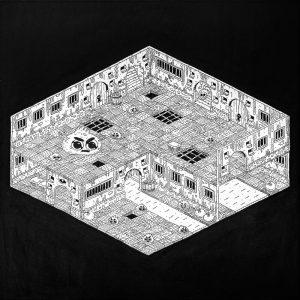 Dungeon VII-graphic-design-catalin-gospodin