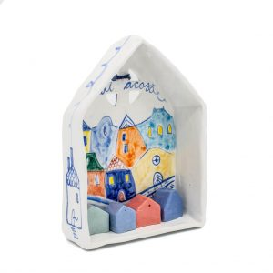 The house with the little houses-decorative-art-raluca-tinca