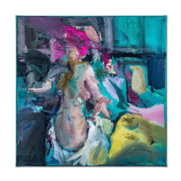 Untitled II-painting-liviu-mihai