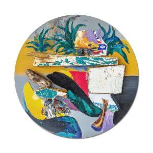 Greece capsule VII-painting-liviu-mihai