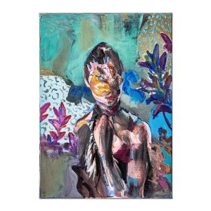 Lady-painting-liviu-mihai