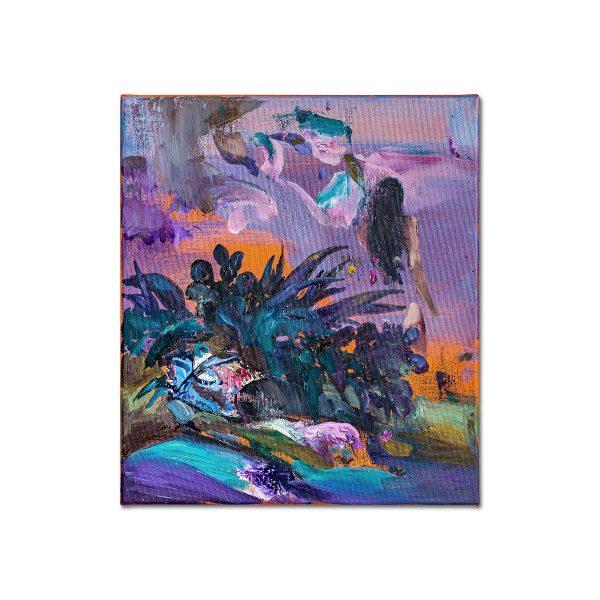 Exotic-painting-liviu-mihai