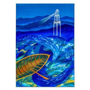 Glasul mării-pictura-bogdana-contras