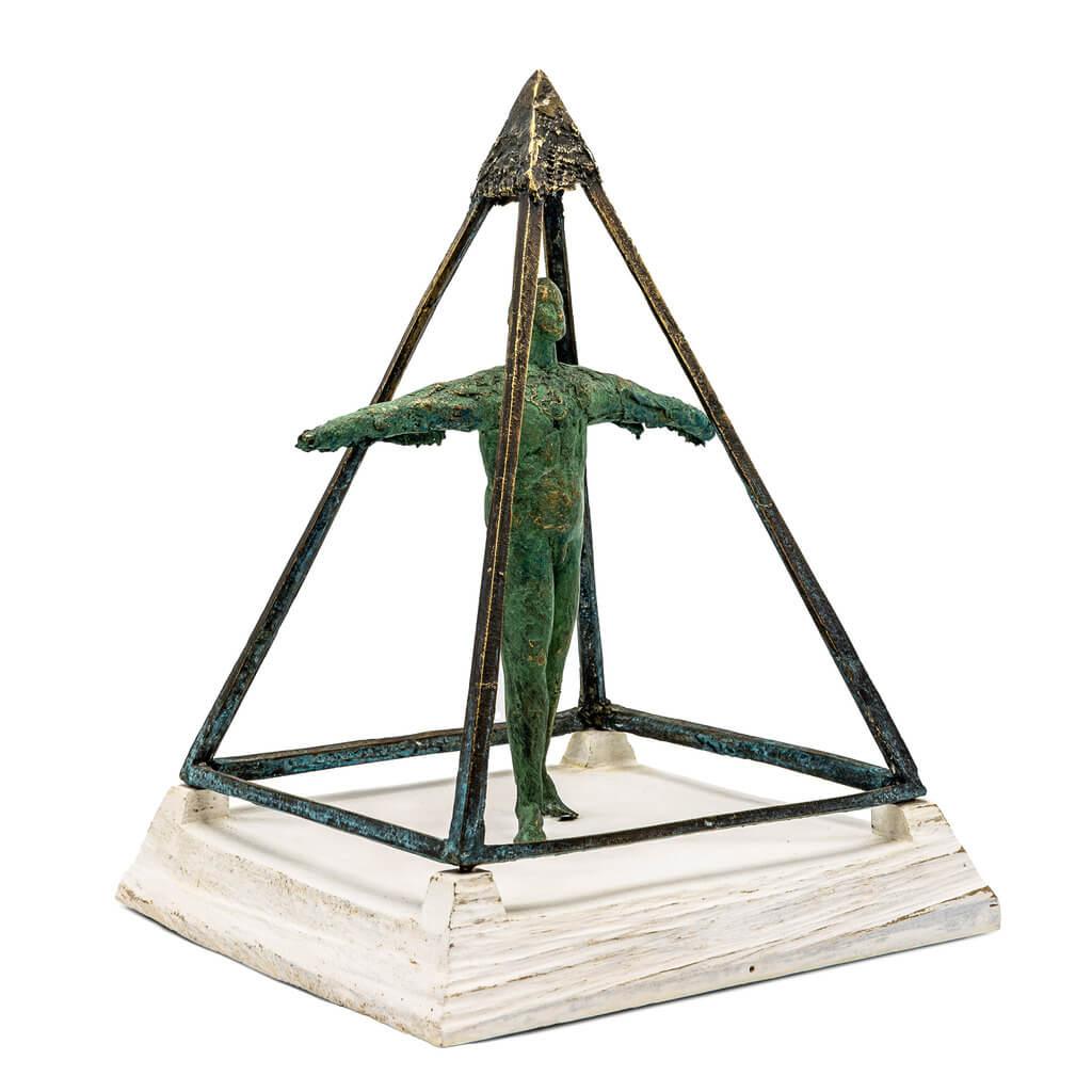 The Pyramid Effect-sculpture-dinu-campeanu